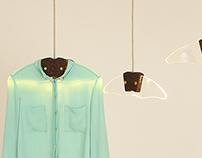 """Hanger """"Moth"""""""
