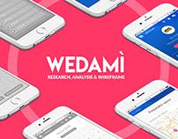 WEDAMÌ | USER EXPERIENCE DESIGN