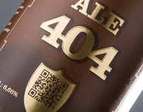 Ale 404 label