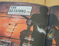 The Sessions Live Programme
