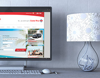 Website for Car Rental