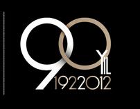 İkbal 90.yıl logo çalışmaları
