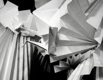 Paper sculpture portfolio