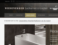Webdesign for Wiesenekker