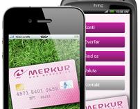 Merkur mobile banking