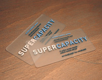 SUPERCAPACITY business cards