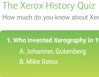 Flash History Quiz