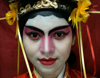 Special Effect, Face Painting, Character Make Up - 2011