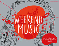 Mall Plaza Egaña - Weekend Music