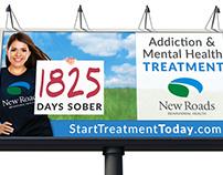 Billboard - New Roads Behavioral Health
