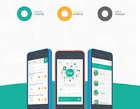 UX Strategy, UI Design & Iconography - Fixy App