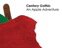 Century Gothic: An Apple Adventure