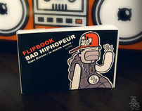 "Flip Book ""Bad hiphopeur"" by PRS"