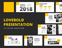 Lovebold Powerpoint Presentation
