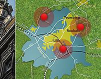 Les Parcs d'Activités de Lille Métropole