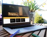 Product Portfolio Web Site Design