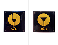 BAR WC Signs | 2015