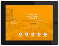 Tramstad - App prototype