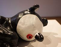 'Kopla' / Ceramic sculptures