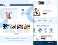 Academy Website Redesign and Development Project