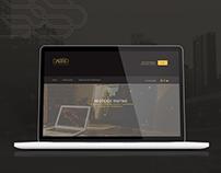 BASSO Advogados - Interface Design