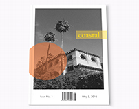 Magazine Cover Concept