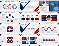 29+ Best Swot business report PowerPoint template