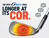 PING GMax and i Irons