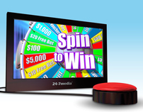 PromoteIT - Promotional Award System - Spin to Win