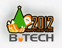 Happy new year B.tech