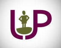 Opleidingsinstituut DJI | UP logo