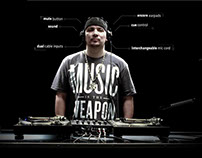 Skullcandy - Mix Master Mike