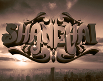 Shanghai Typography