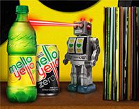 Mello Yello - Site Design