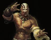 Snake God Cultist