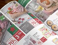 Eroski's Xmas brochures