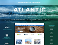 Atlantic - e-commerce template for 1C Bitrix