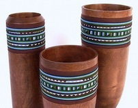 Hilltribe vessels