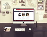 eef Creative Web Sayfa Tasarım Çalışması.