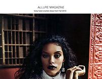 Allure Fall 2016