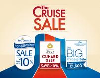 P&O Cruises - Digital and Sales