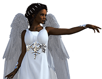 African Angel #BLM