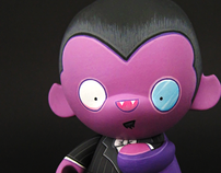 Kid von Count @TFTSC (Kidrobot London)