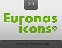 euroNAS Icons
