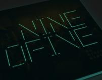 NINEOFIVE EP