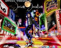 Jason Jackson Website