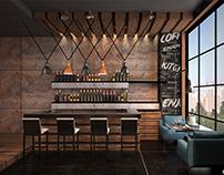 design concept / bar