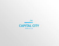 Capital City Smiles Brand Identity