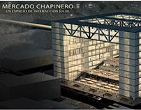 Proyecto Unidad Avanzada, Mercado Chapinero (2016-2)