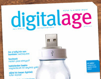 digitalage - Magazine Cover